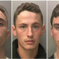 Three men jailed for plying 14-year-old girl with drugs and forcing her into prostitution in UK