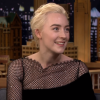 Saoirse Ronan's mam skipped the Golden Globes so she could mind her puppy Fran