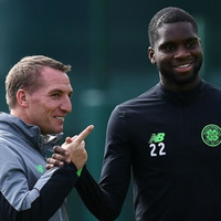 Celtic in 'no rush' to sign Edouard from PSG, says Rodgers