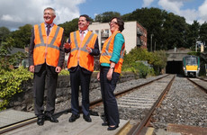 The boss of Irish Rail is quitting and moving to Australia