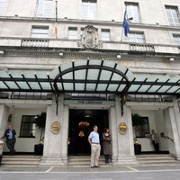 Alternative accommodation secured for almost all homeless families staying in the Gresham Hotel
