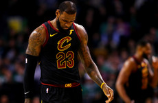 LeBron James calls out own team as Raptors thrash Cavs