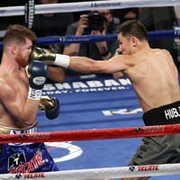 The much-anticipated Alvarez-Golovkin 2 is coming in May - reports