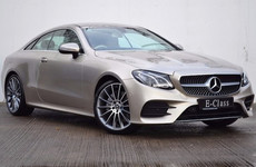 Motor Envy: Try this Mercedes coupe for grace and pace (with a big helping of glamour)