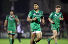Aki's back as Connacht close in on Challenge Cup quarter-finals