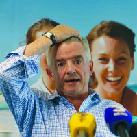 Ryanair could face a bill of nearly €300m after recognising unions