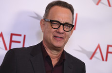 Tom Hanks believes Irish people don't steal pint glasses from the pub, but Tom... we do