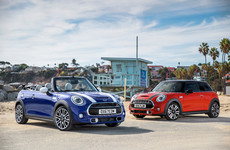 MINIs are getting a facelift for 2018