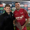 Soon-to-be Munster second row Tadhg Beirne shines in Scarlets win