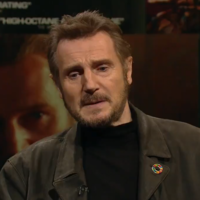 Liam Neeson says there's a 'witch hunt' in Hollywood over harassment allegations