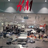 Protesters trash H&M shops in South Africa in response to 'monkey' ad