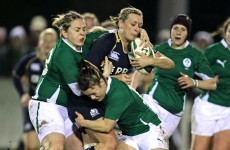 Irish women secure third victory on the trot