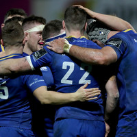 Home quarter-final within reach for high-flying Leinster