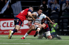 As It Happened: Munster v Racing 92, Champions Cup