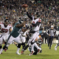 The Eagles soar into the NFC Championship Game