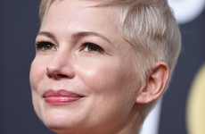 Michelle Williams has responded to Mark Wahlberg's donation to the 'Time's Up' campaign