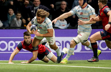 Van Graan's Munster left with losing bonus point after absorbing clash in Paris