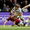 Van Graan's Munster left with losing bonus point after absorbing clash in Paris