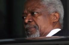 Kofi Annan meets Syrian president in bid to defuse violence