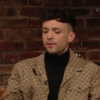 James Kavanagh posted a response to a Late Late Show viewer who complained that he's 'a disgrace to gays'