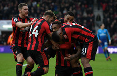 More woe for Wenger as Bournemouth hand Gunners defeat thanks to second-half comeback