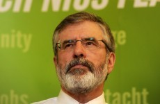 Referendum on united Ireland 'inevitable' - Adams