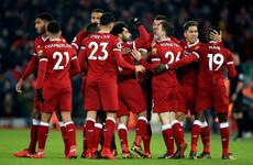 Electric Liverpool end Man City's unbeaten run in seven-goal thriller