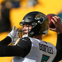 Jacksonville set up Patriots' game as they hang on to beat the Steelers