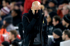 'No, it is still to be done' - Pep Guardiola insists title race is far from over