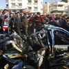 Israeli airstrikes kill 14 as tensions flare in Gaza