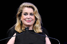 Actor Catherine Deneuve apologises to sexual assault victims after letter attacking 'witch hunt'