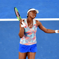Williams and US Open champion Stephens both suffer shock defeats in Australian Open first round
