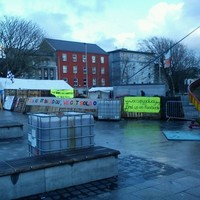 Occupy Galway protesters reject council request to pack up