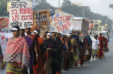 Indian police investigating gang rape and murder of two teenage girls