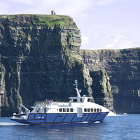 €3 million 'cruise' ship to be built for Aran Island crossings and trips to Cliffs