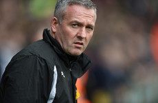 O'Neill speculation ends as Paul Lambert is appointed Stoke City boss