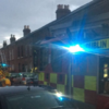Two women rescued from burning building in north Dublin