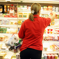 Irish people spent a record amount of money on their Christmas grocery shop last year