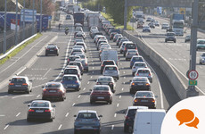 'Dealing with M50 traffic before your day has even started will test the mettle of any hardened citizen'