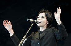 Irish musicians are paying tribute to the 'unforgettable' Dolores O'Riordan on Twitter