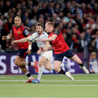 Munster excited about potential of their improving attacking game