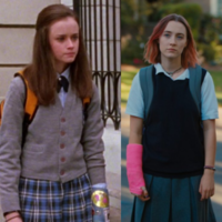 People are comparing Lady Bird to Gilmore Girls, with convincing results