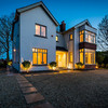 Light-filled Dublin home with spectacular views just 25 minutes from the city