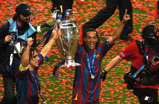 One of the all-time greats, Ronaldinho, officially hangs up his boots