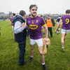 Oulart player Redmond brings Wexford senior hurling career to a close after ten seasons