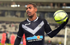 Arsenal target Malcom facing disciplinary action over video posted following Bordeaux defeat