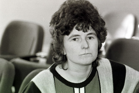 Joanne Hayes, pictured in 1985