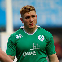 Fergus McFadden and 20-year-old Jordan Larmour included in Ireland squad for Six Nations