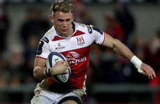 Cheekbone surgery sidelines Gilroy, but Herbst back for Ulster's trip to Wasps