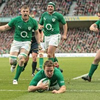Match report: London calling for four-star Ireland